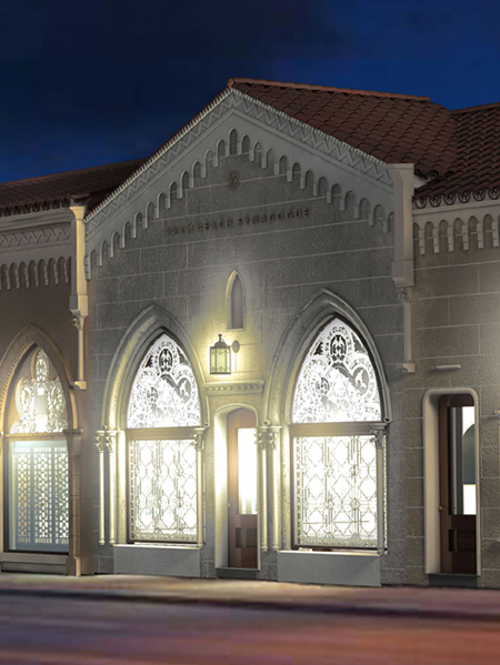Palm Beach Synagogue photo